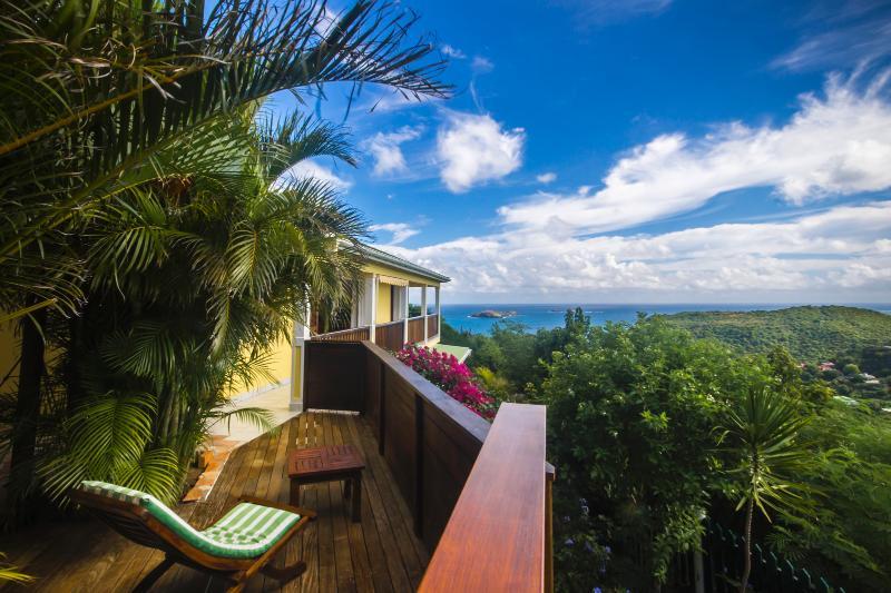 Villa Natanya St Barth - Villa Natanya - Saint Barts - Colombier - rentals