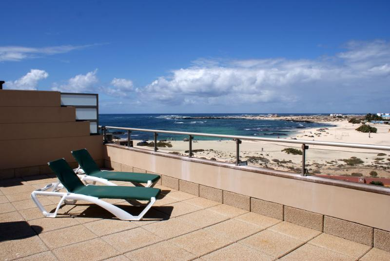 MRF-26 Beach Apartment Marfolin - Image 1 - El Cotillo - rentals