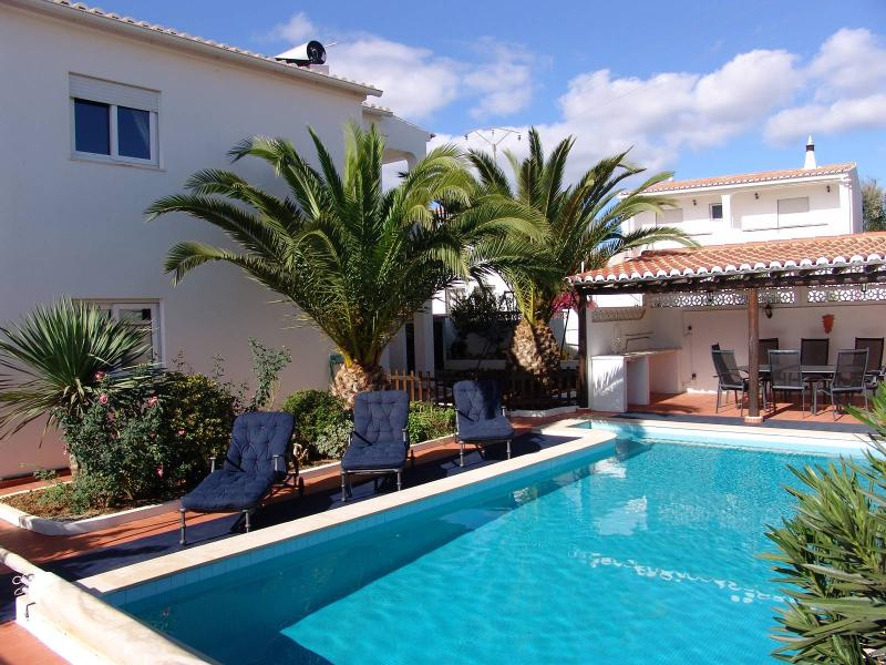 Pool Area - Casa Sandra - A Luxury villa in the West Algarve - Almadena - rentals