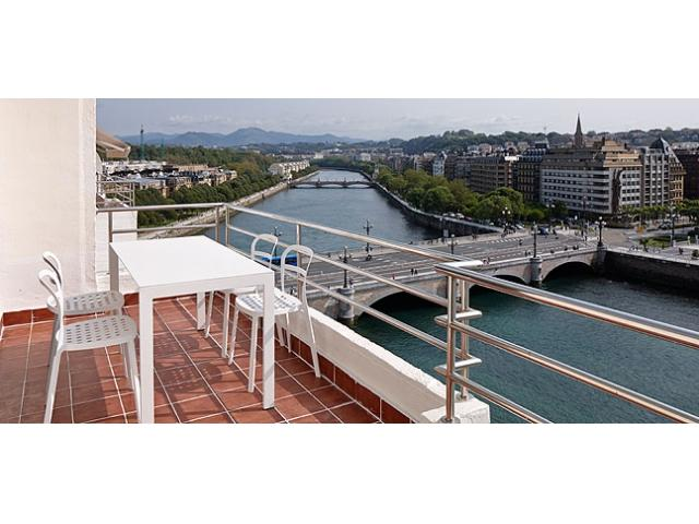 Okendo Terrace | Great terrace & next to the beach - Image 1 - San Sebastian - Donostia - rentals