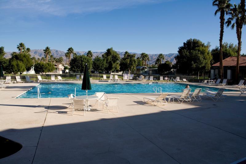 Pool & Hot Tub - Rancho Casa Blanca Indio Ca. - Indio - rentals