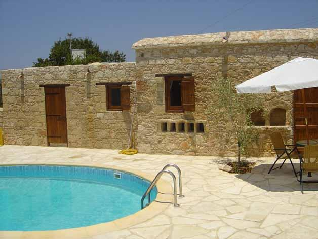 Kipseli Cottage - Image 1 - Neo Chorion - rentals