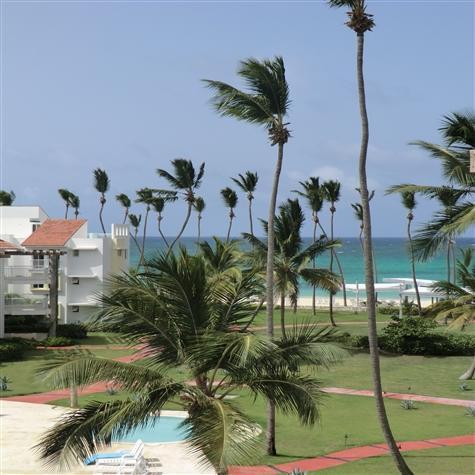 Ocean View 2BR Playa Turquesa penthouse w/loft - Image 1 - Punta Cana - rentals