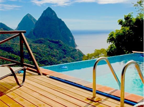 Colombette Villa - St.Lucia - Colombette Villa - St.Lucia - Soufriere - rentals