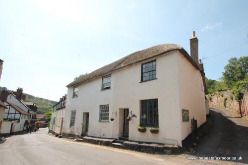 Thyme Cottage, Dunster - Sleeps 6 - Exmoor National Park - Medieval Village - Image 1 - Dunster - rentals