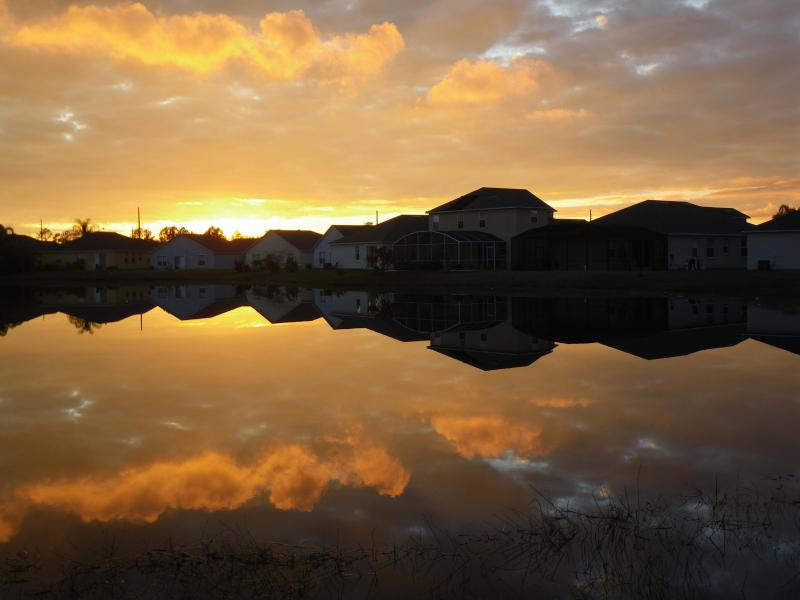 Sunset - Ladysvilla (our home in the sun)- Kissimmee Villa - Kissimmee - rentals