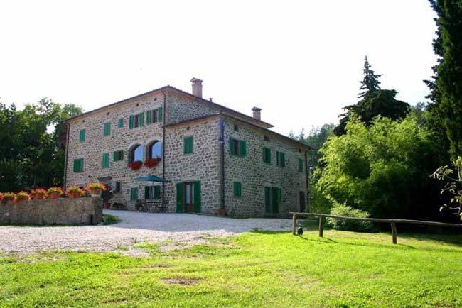 outside 1 - Agriturismo Terra di Michelangelo - Mirolago - Caprese Michelangelo - rentals