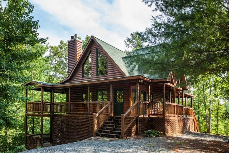 Piece of Heaven - Piece of Heaven - Ellijay - rentals