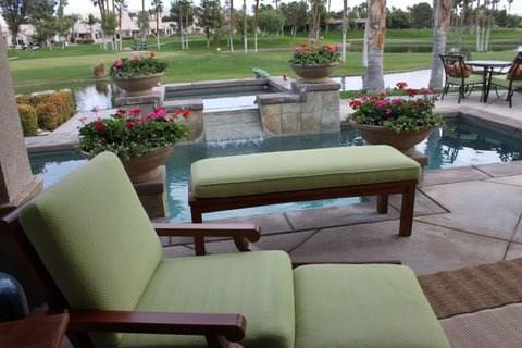 TWO BEDROOM & DEN VILLA WITH PRIVATE POOL & SPA ON W LAGUNA - VPS2GLA - Image 1 - Palm Springs - rentals