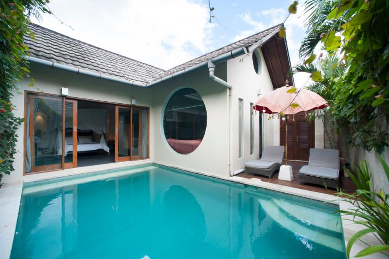 Comfortable One Bedroom Villa with Private Pool - Image 1 - Seminyak - rentals