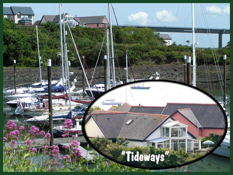 View of Neyland Marina - Tideways Bed & Breakfast - Pembrokeshire - rentals