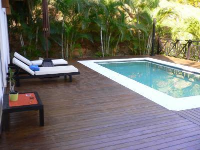 pool - Villa Saona - Las Terrenas - rentals