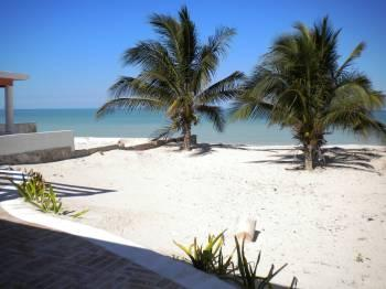 Beach Side - Charming Beachfront House - Yucatan - rentals