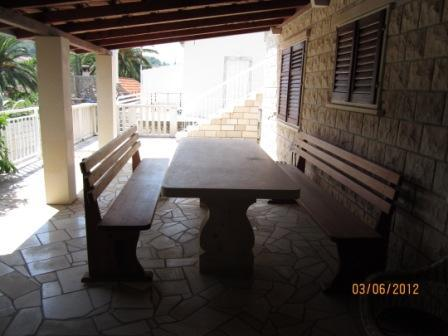 apartment for eight people - Image 1 - Korcula Town - rentals