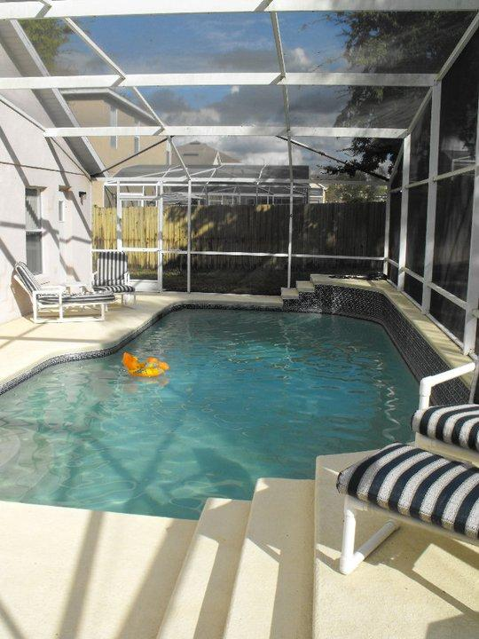 larger then most pools - Disney Area Vacation Pool Home - Davenport - rentals