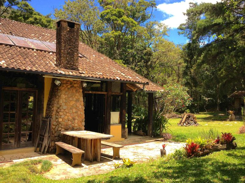 Beautiful Lodge @ the Atlantic Rain Forest Brazil! - Image 1 - Nova Friburgo - rentals