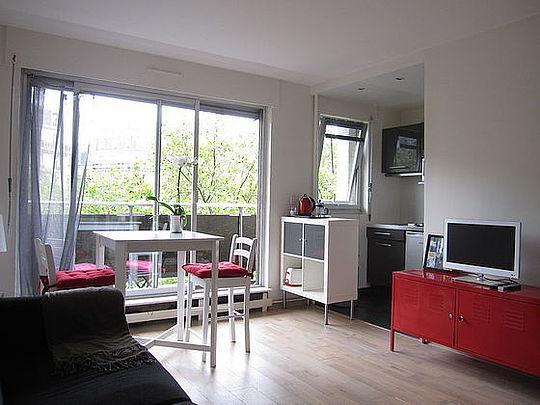 Sejour - studio Apartment - Floor area 25 m2 - Paris 12° #11214459 - Paris - rentals