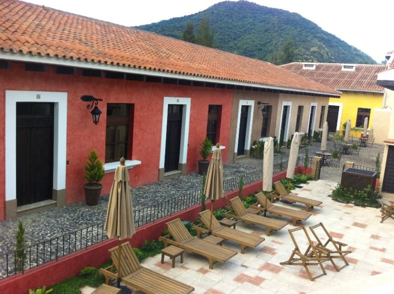 Lovely Villa with security, pool & transportation - Image 1 - Antigua Guatemala - rentals