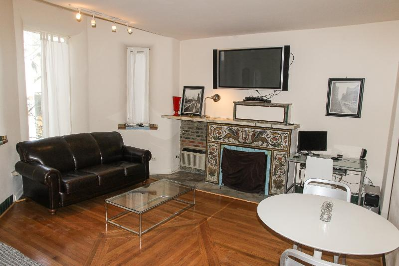 Amazing Chicago Over Sized Studio with Balcony - Image 1 - Chicago - rentals