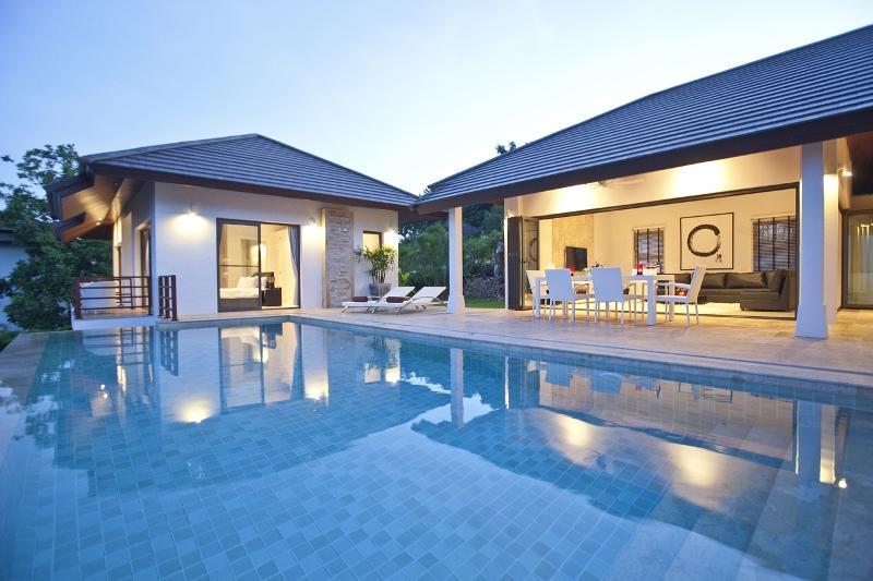 Villa Mandala a dramatic Panorama - Image 1 - Choeng Mon - rentals