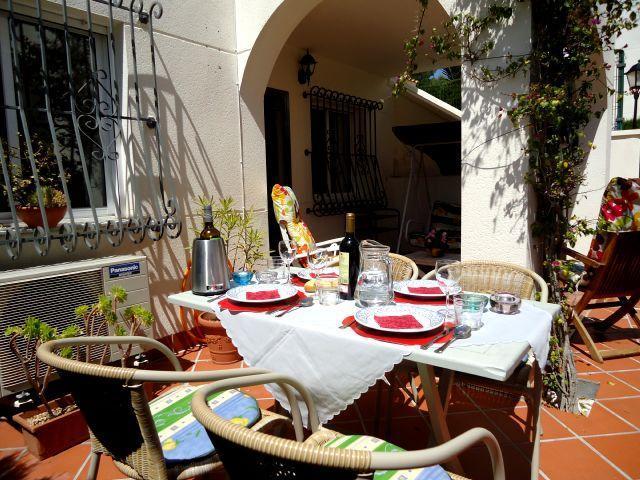 Altea, La, Vella, Albir, Alfaz del Pi, Benidorm, Calp(e), Javea (Xabia), Costa - Altea(La Vella) 4 pers bungalow, heated pool sauna - Altea la Vella - rentals