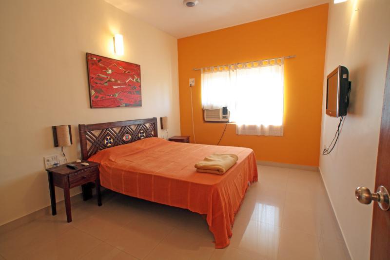 Bedroom - I BHK Boutique Apt Close to Panaji - Panaji - rentals