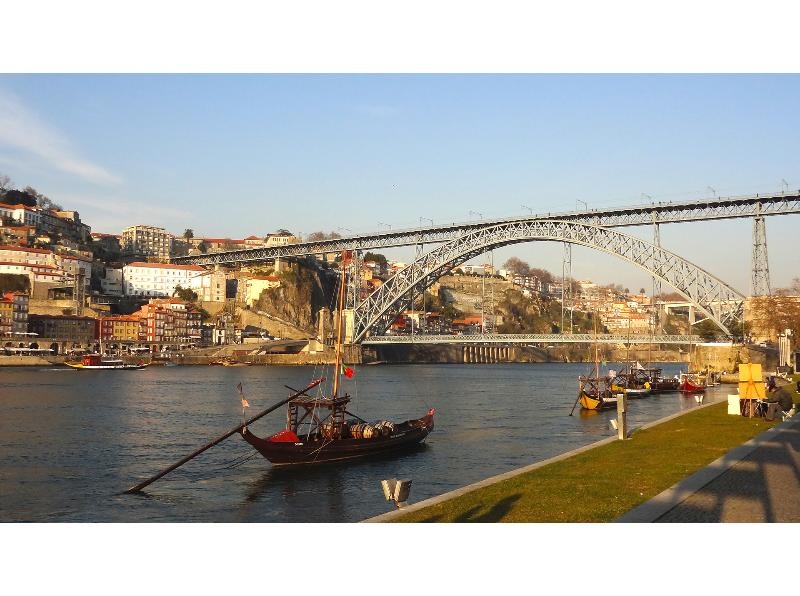 D. Luís I Bridge (enginered By G. Eifel) - 2 Bedroom Modern Apartment In the center of Vila Nova De Gaia - Vila Nova de Gaia - rentals