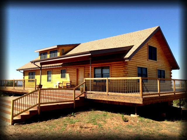 The Mustang Mesa Cabin! 3BR -Secluded & Majestic! - Image 1 - Blanding - rentals