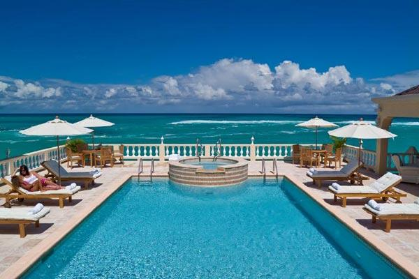 This oceanfront 'supervilla' overlooks Shoal Bay beach and comes fully-staffed. RIC ULT - Image 1 - Anguilla - rentals