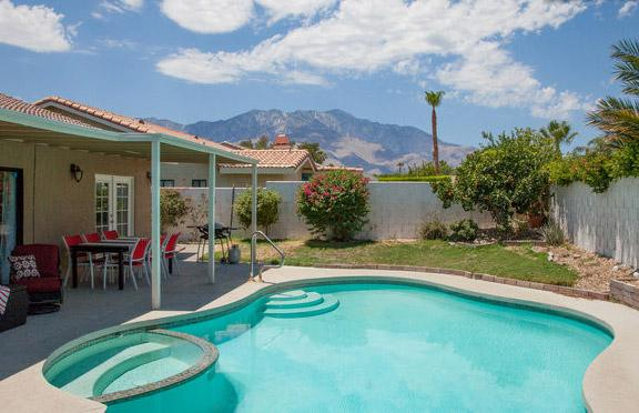 Palm Springs Getaway! Heated Pool & Spa - Image 1 - Cathedral City - rentals