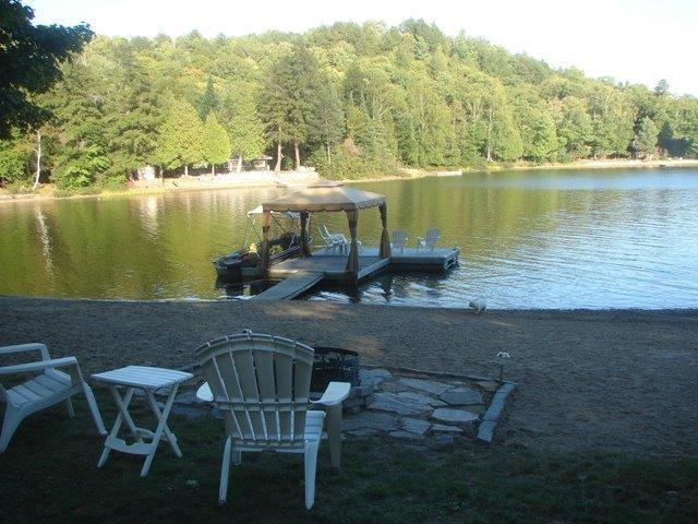 Beautiful Water view from most rooms in the house! - Oxtongue Lake Gem Cottage plus In-law suite - Dwight - rentals