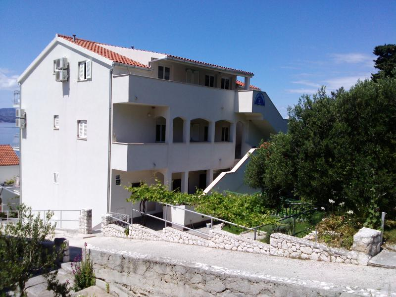 exterior - Anic Apartments, Croatia apartment - 21 - Omis - rentals