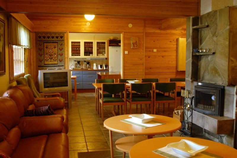 Saariselkä Inn Conference apartment - Image 1 - Saariselka - rentals