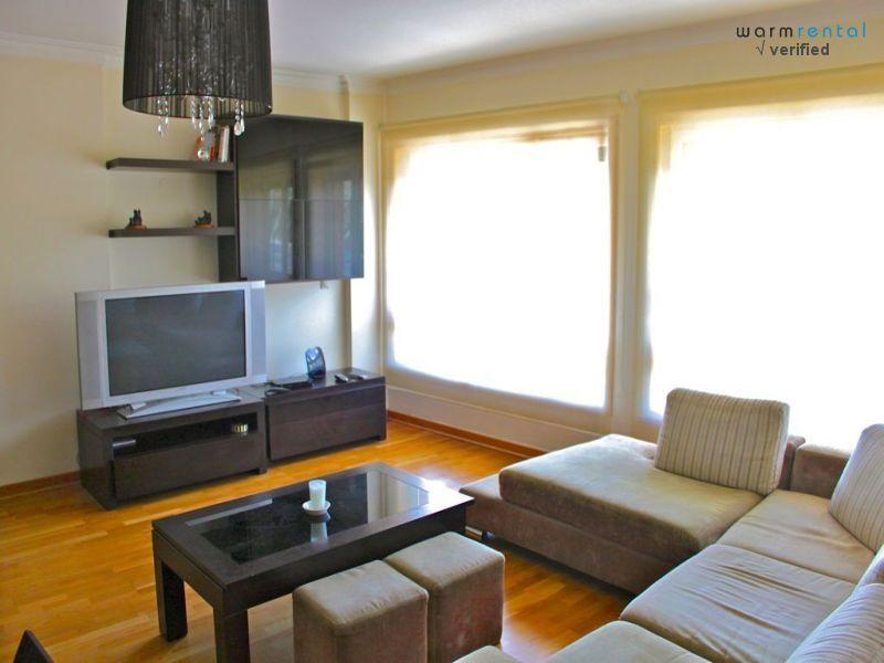 Living Room  - Galena Apartment - Lisbon - rentals