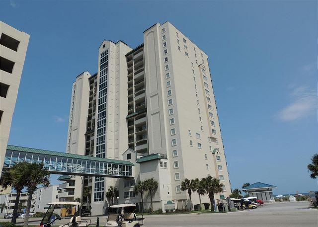 Exclusive Oceanfront 5 bedroom unit @ Windy Hill Dunes-North Myrtle Beach SC - Image 1 - North Myrtle Beach - rentals
