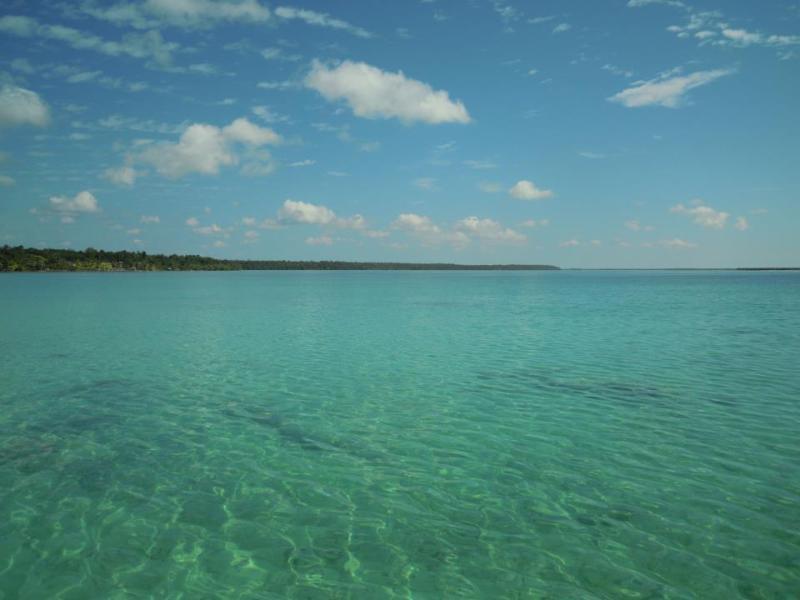 Laguna Bacalar the Home of Maya Azul - Maya Azul a Yucatan Jewel on the Shore of the Magi - Bacalar - rentals