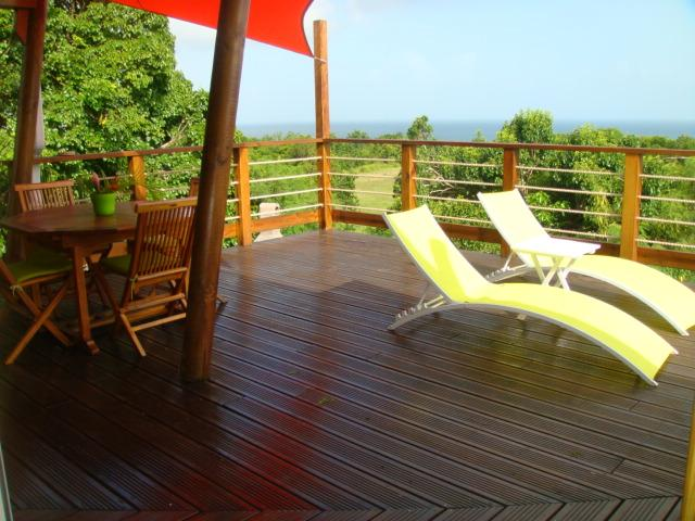 vue panoramique sur la mer - Carpe Diem Place - Le Gosier - rentals