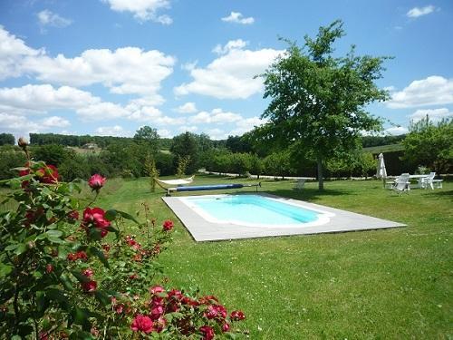 Vakantiehuis met prive zwembad Las Coudennes . - Image 1 - La Sauvetat sur Lede - rentals