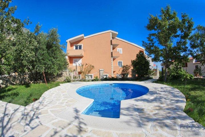 Villa Art pool and jacuzzi - Luxury  Villa with pool  in  Makarska - Croatia - Makarska - rentals