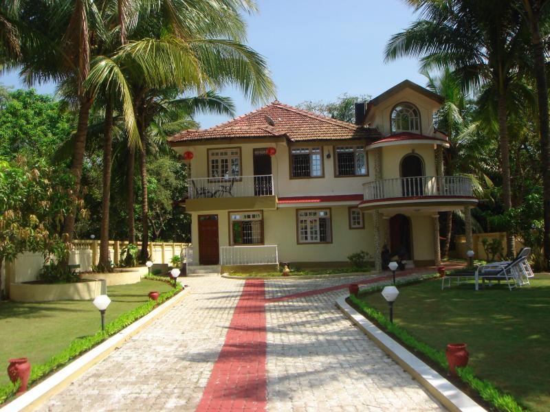 Casa de Jardin - Casa de Jardin Great Rates for 4 people Varca Goa - Varca - rentals