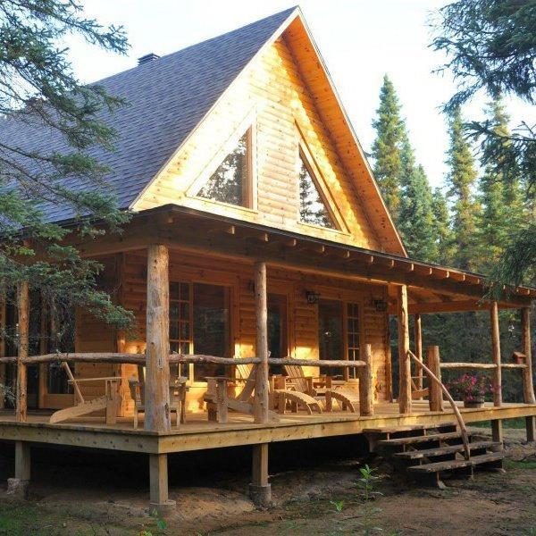 Cabin Le Totem - Image 1 - La Malbaie - rentals