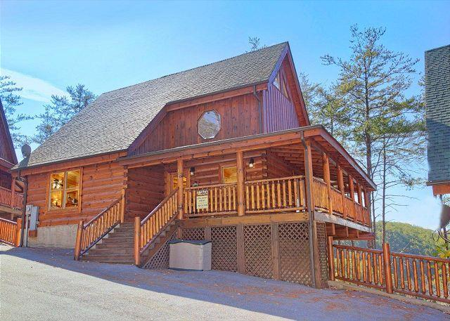 Appalachian Dream - Pigeon Forge resort cabin APPALACHIAN DREAM #277 - Sevierville - rentals