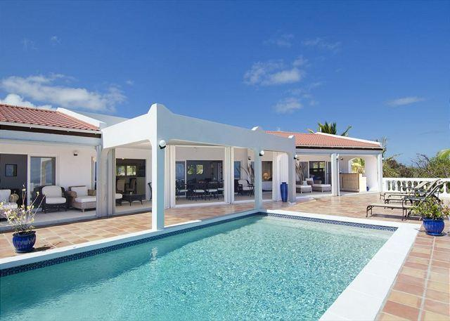 Seascapes: Amazing Ocean Views  4 Bedroom Villa | Island Properties - Image 1 - Saint Martin-Sint Maarten - rentals