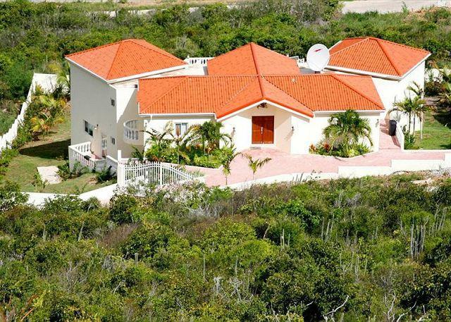 Wonderful Villa - 3 Bedrooms private villa in Red Pond Estates | Island Properties - Saint Martin-Sint Maarten - rentals