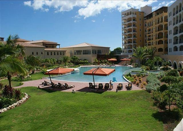 3 Bedrooms, 3.5 Bath Luxury Waterfront Apartment - Image 1 - Saint Martin-Sint Maarten - rentals