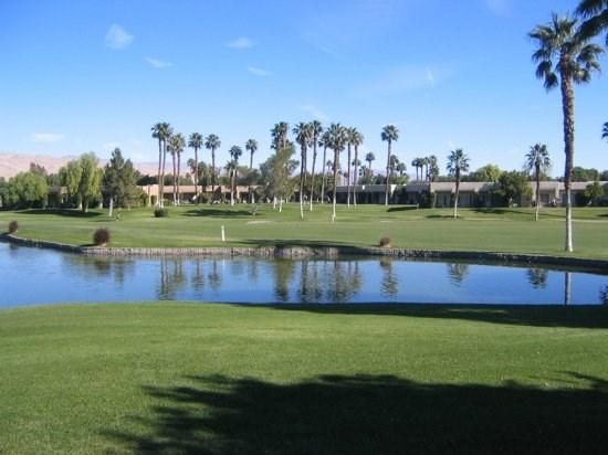 TWO BEDROOM CONDO ON DESERT PRINCESS DR W/GOLF CART - 2CCAP - Image 1 - Palm Springs - rentals