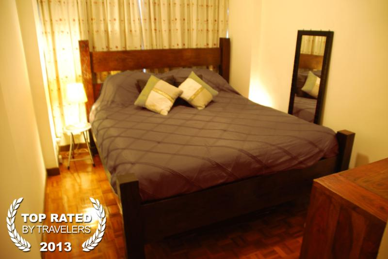 Comfortable King Size Bed / Queen Bed / Bunk Beds Accommodates 12 - 3BR Family Palace: Disney & City Views - Sleeps 12 - Hong Kong - rentals