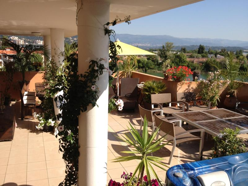 Terrace 60m2 with Jaccuzi - Private PENTHOUSE at a Resort & Spa hotel - France - rentals