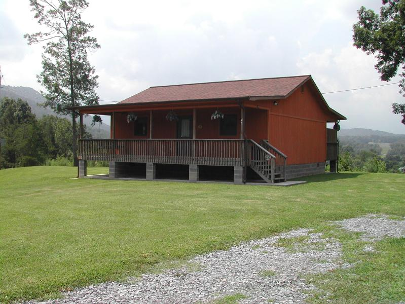 Mountain View Cabin 2 - Mountain View Cabins - Cosby - rentals