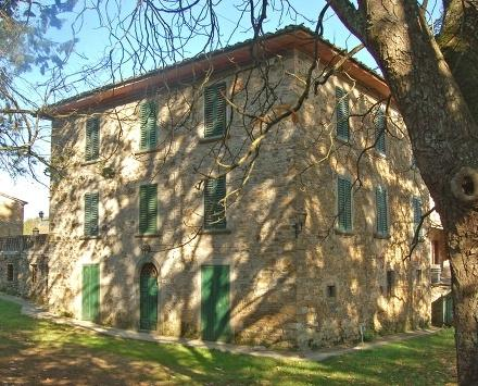 Palazzo Vanneschi - 550 sqm Villa with 22 sleeps - Image 1 - Bucine - rentals